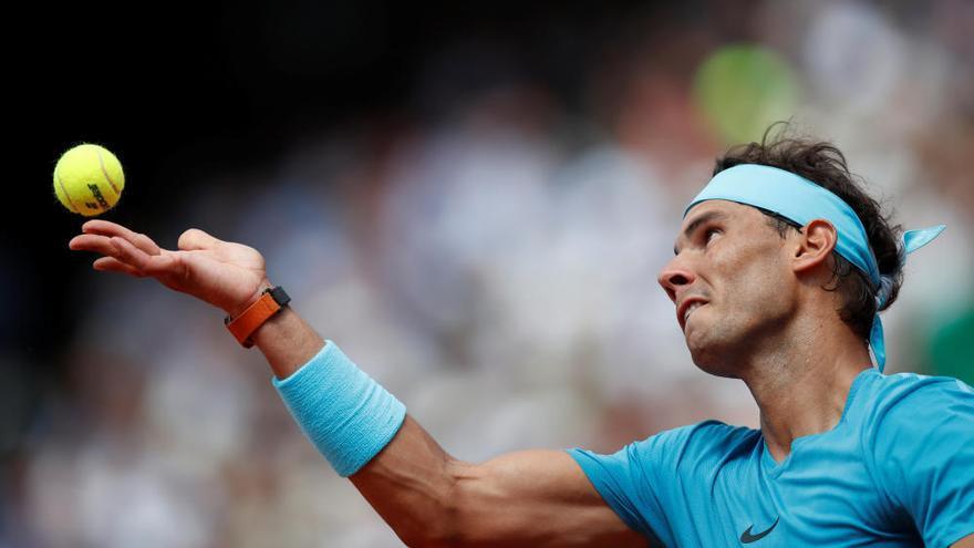 Nadal derrota a Gasquet y pasa a octavos de final