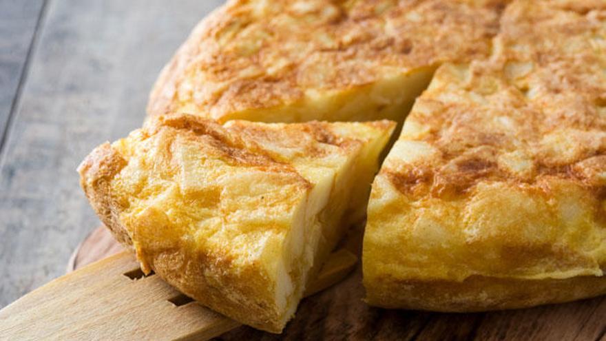 Diez trucos para conseguir la tortilla de patata perfecta