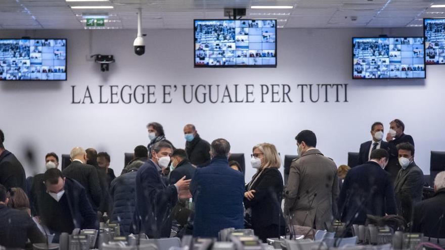 Italia arresta a 49 personas en una operación contra la 'Ndrangheta