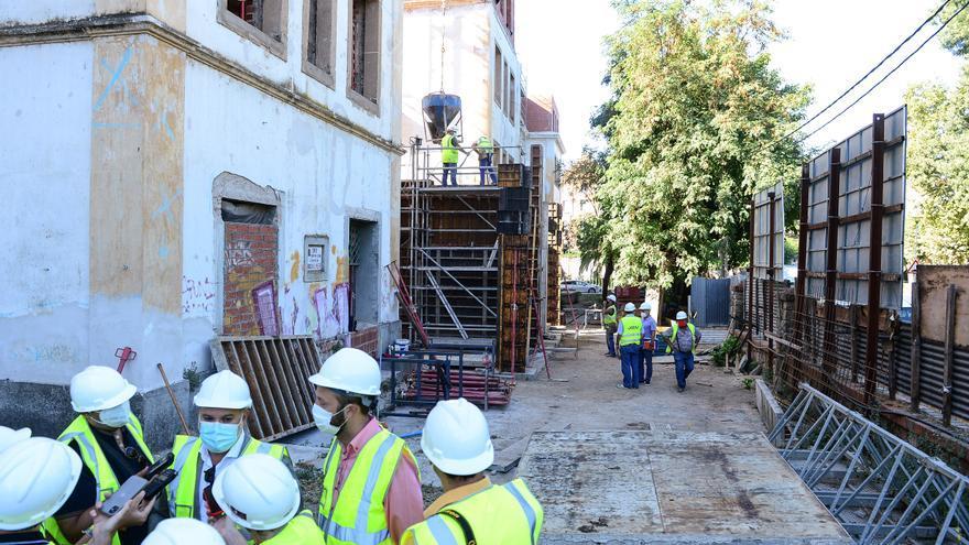Pizarro avisa que el ayuntamiento no puede gestionar la nueva residencia