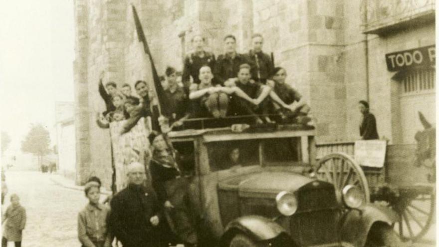 85 años del inicio de la Guerra Civil española: El domingo que cambió todo a los zamoranos