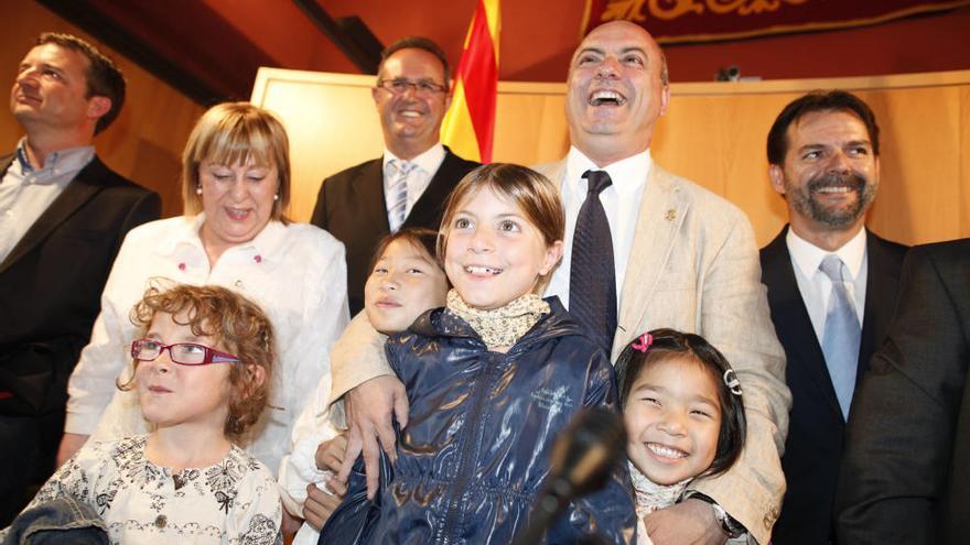 Consternació per la mort de l'exalcalde de Castelló Xavier Sanllehí