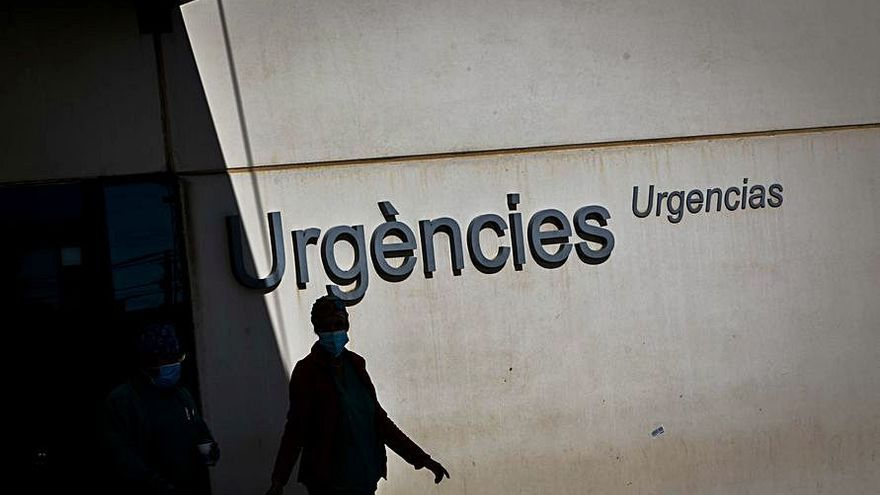La presión en hospitales aumenta y la covid ocupa ya el 29 % de las camas UCI