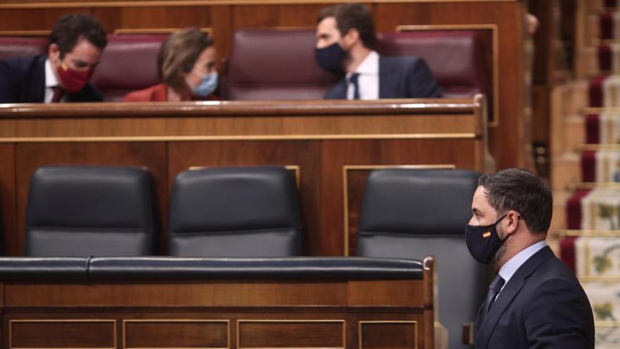 Vox gana más de 400 afiliados en la Región tras la fallida moción de censura