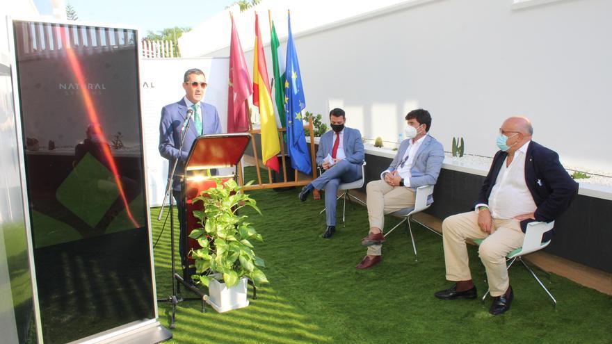 La empresa Natural Systems inaugura sus nuevas instalaciones en La Rambla