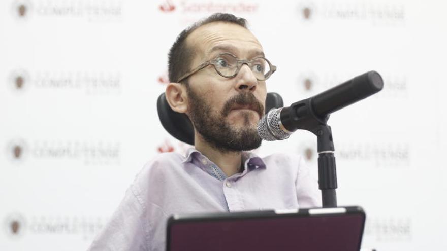"""Podemos: Sánchez quiere todo el poder """"sin negociar"""""""