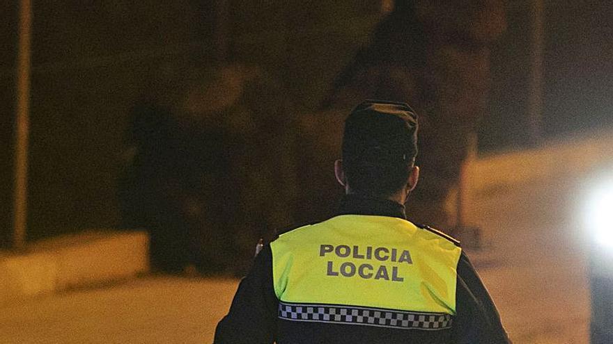 Un tercio de las policías locales tiene más de la mitad de la plantilla interina