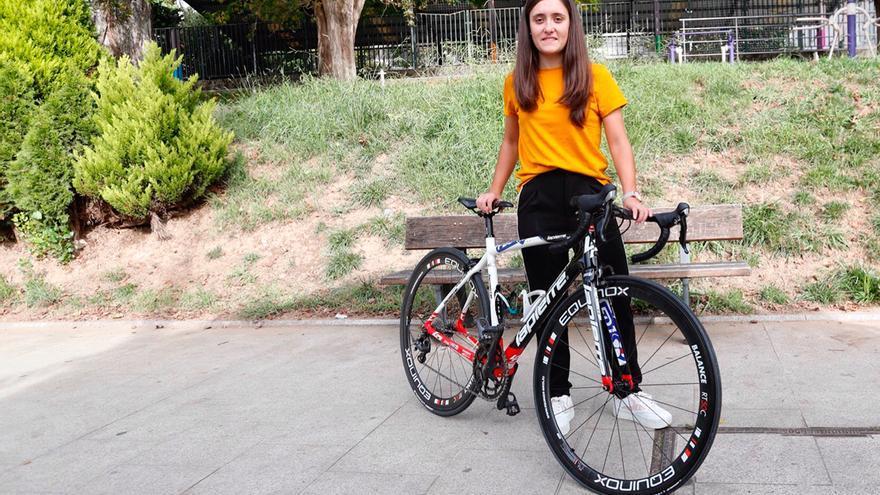 Paula Sanmartín anuncia su retirada del ciclismo profesional