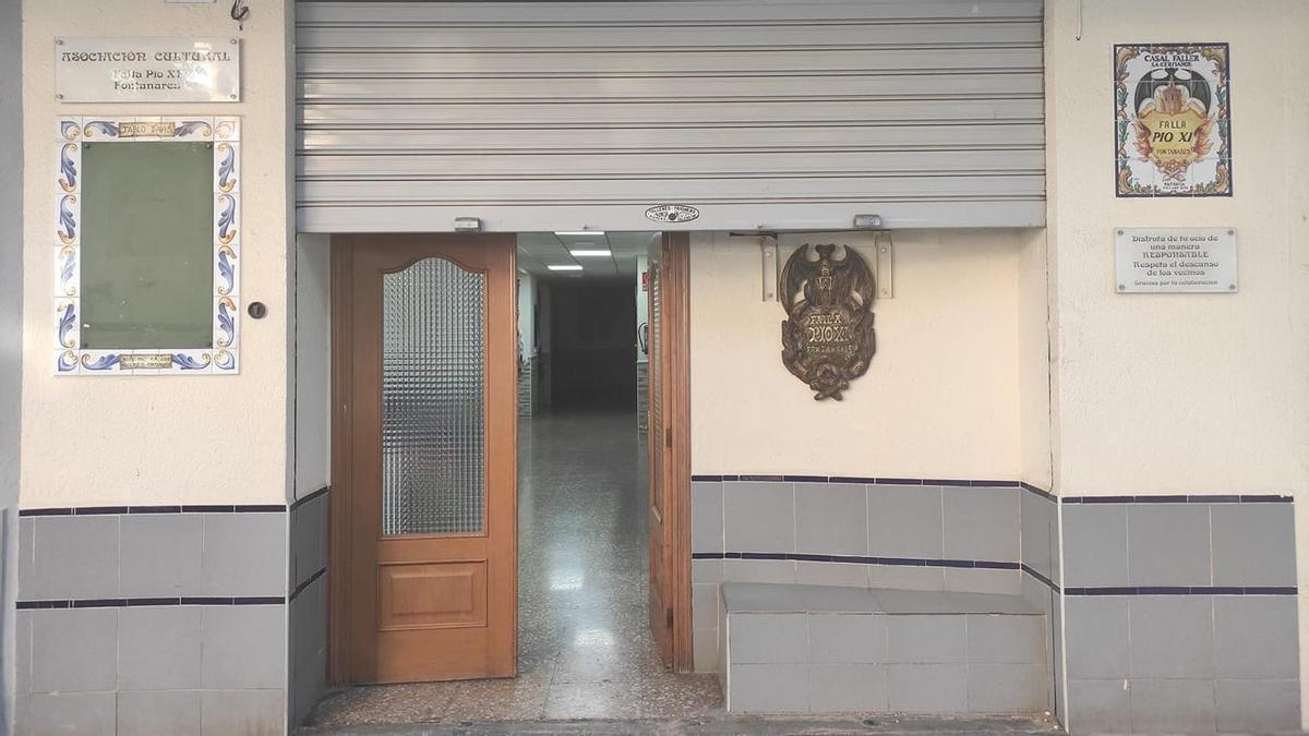 Los casales abren sus puertas, como el de Pío XI-Fontanares
