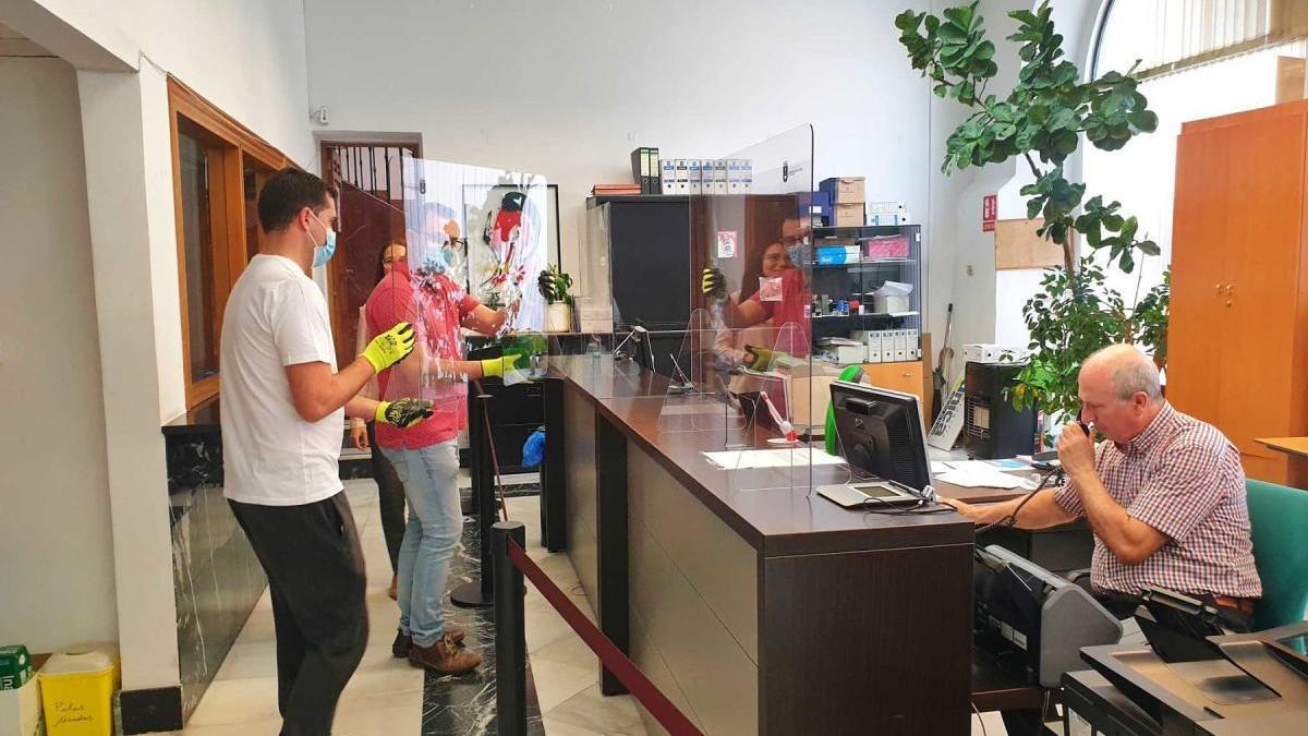 El Ayuntamiento de Caravaca retoma mañana la atención presencial de los servicios municipales