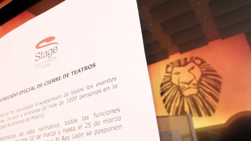 Facua denuncia a la promotora de 'El Rey León' por no devolver el dinero