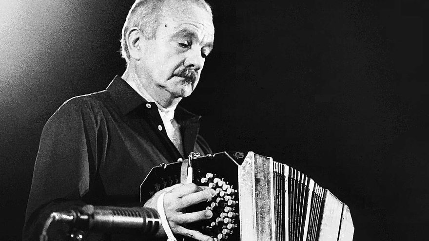El puñetazo de Astor Piazzolla en Palma