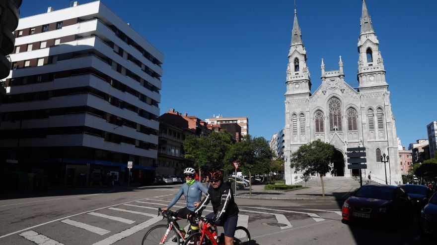 Las peatonalizaciones y las escaleras mecánicas en La Luz, objetivos para los próximos dos años