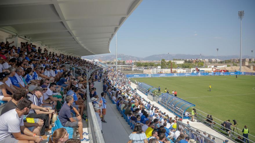 La Fundació Atlético Baleares demanda a Cort por el impago de la subvención para arreglar el campo