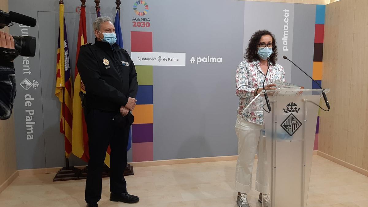 Cort expedienta a los dos inspectores que autorizaron la fiesta en Sant Ferran