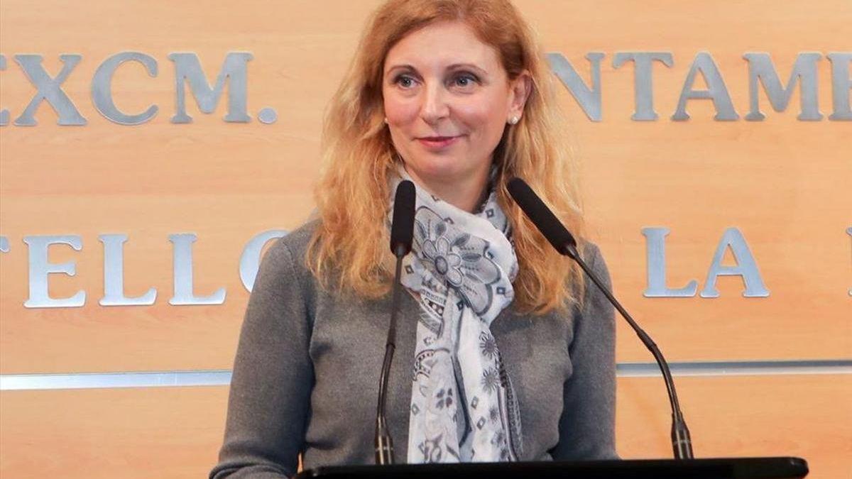 La alcaldesa de Castelló, Amparo Marco, reivindica la apuesta de los últimos años por el Pacto Local por el Empleo.