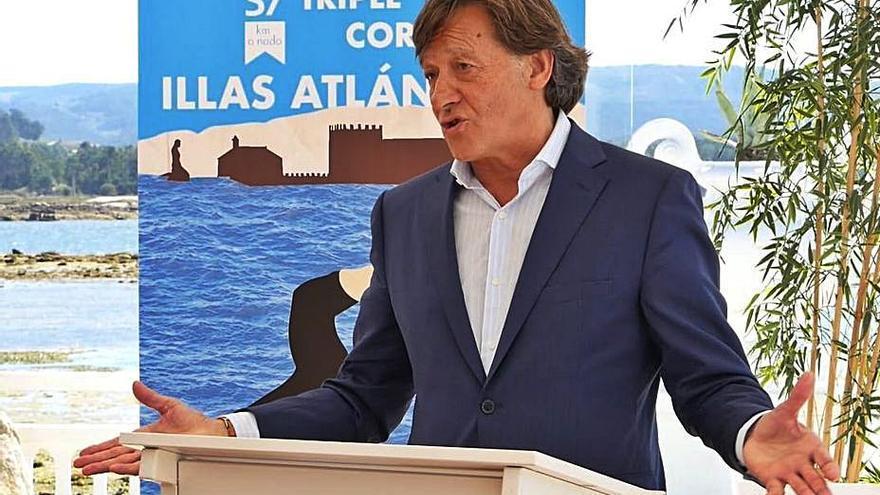 Lete Lasa suspende una visita a Moaña por las nuevas restricciones sanitarias