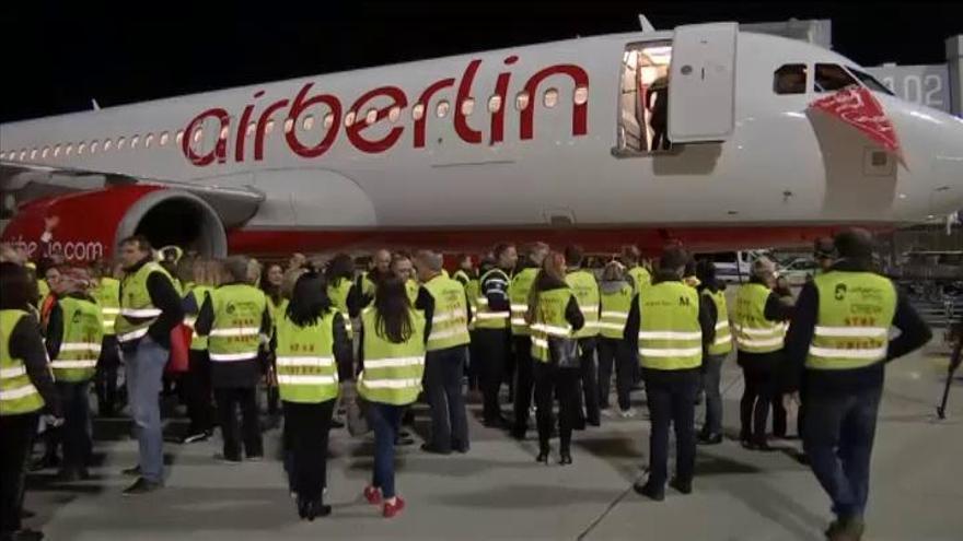 Air Berlin pone fin a casi dos décadas de servicio