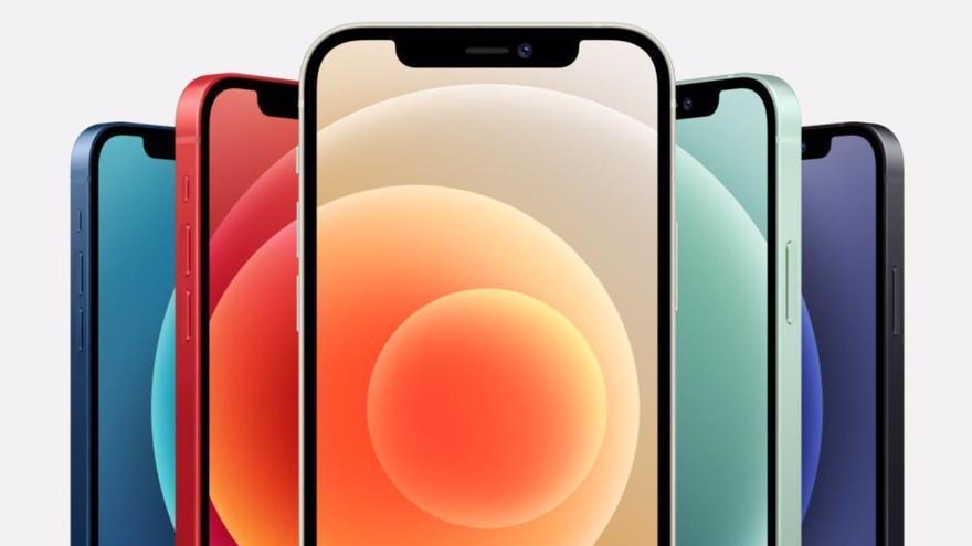 El iPhone 12 se convierte en el móvil 5G más vendido de octubre en todo el mundo