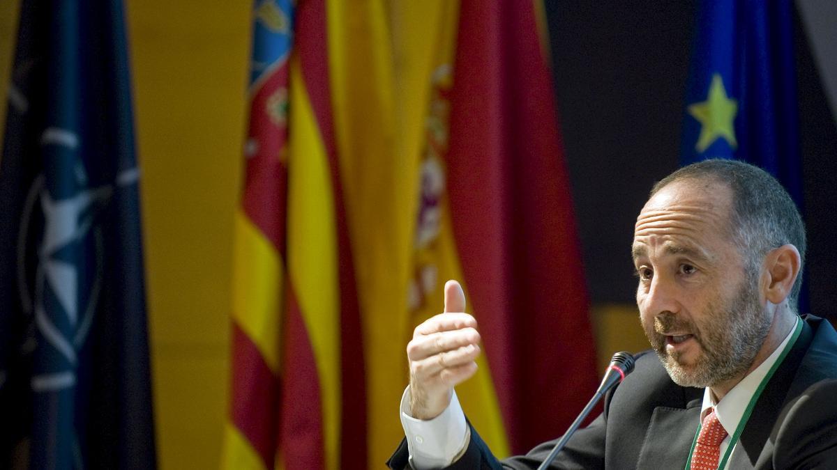 The director of the program on global terrorism of the Elcano Institute, Fernando Reinares.