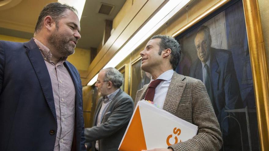 Ciudadanos tiene el proyecto de impulso empresarial y reforma fiscal que Oviedo necesita.