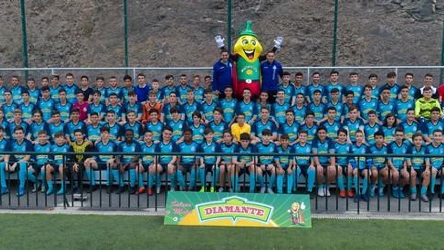 Equipos de fútbol 11 del Carnevali