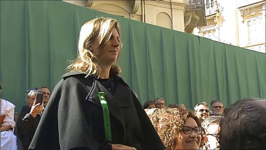 El Pregó Infantil evoca las tradiciones de Castellón en clave menuda