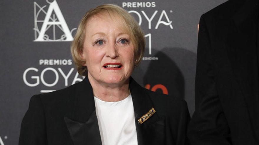 La presidenta de la Academia confiesa que un productor la violó cuando tenía 24 años