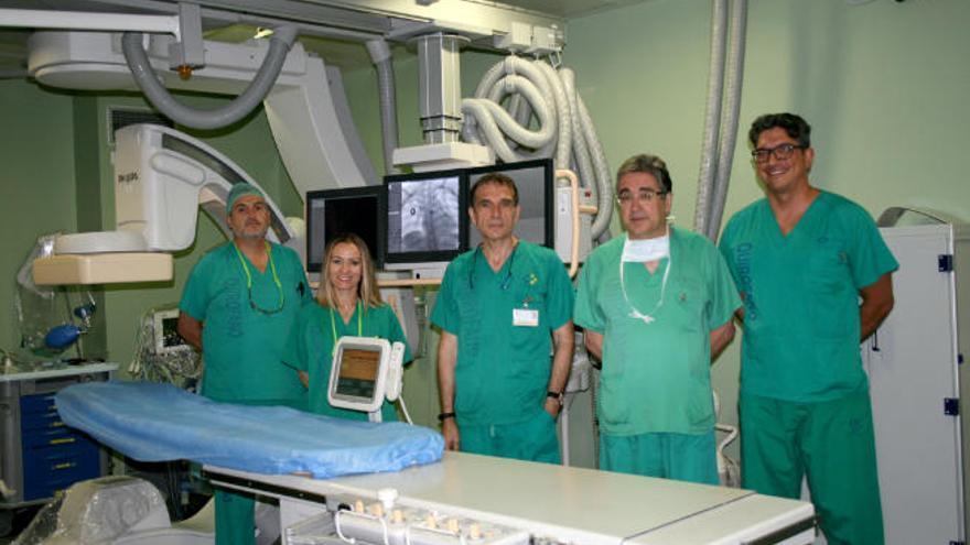 La Candelaria, primer centro isleño acreditado para formar en Radiología