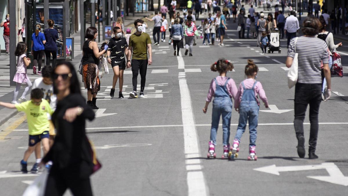 Los incumplimientos del primer paseo: salir dos adultos o ir a buscar a los niños