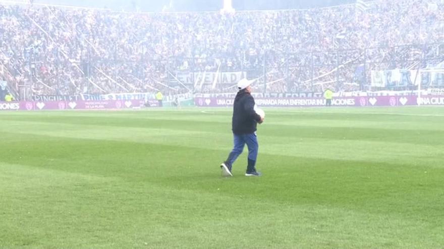 Argentina, de luto por la muerte de Maradona