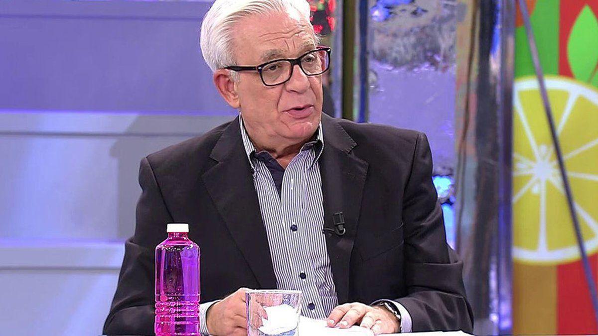 El doctor Sánchez Martos.