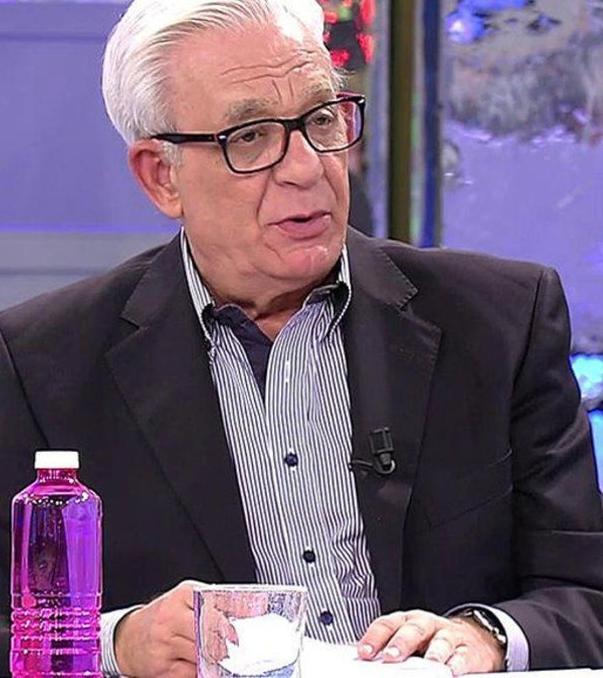 """La tajante respuesta del doctor Sánchez Martos a las propuestas de 'Sálvame': """"Quiero hacer salud, no espectáculo"""""""