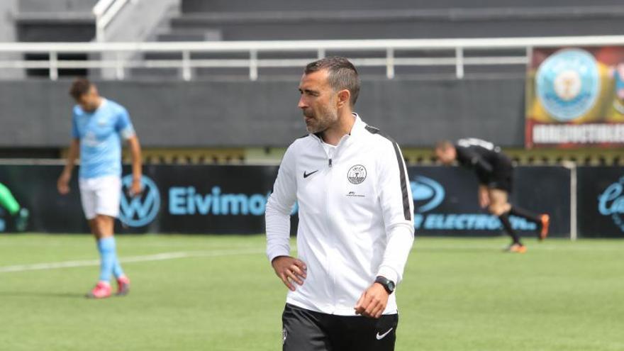 Carcedo: «El equipo está cogiendo el 'timing' para llegar a los 'play-offs' en las mejores condiciones»