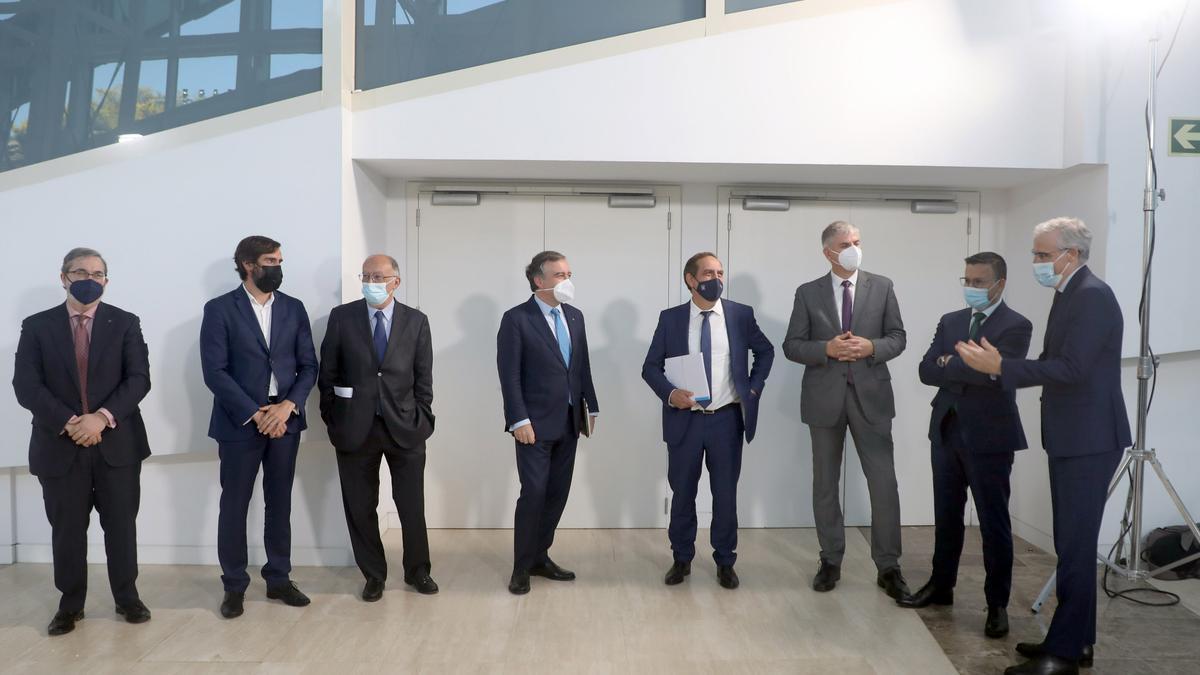 Los miembros del consejo de administración de la nueva sociedad