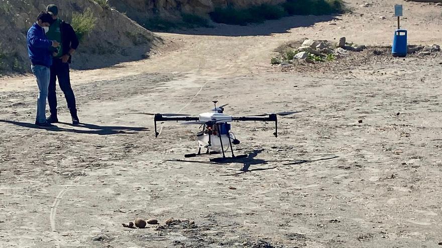 La Policía Local de El Campello dispondrá de un dron para controlar el tráfico