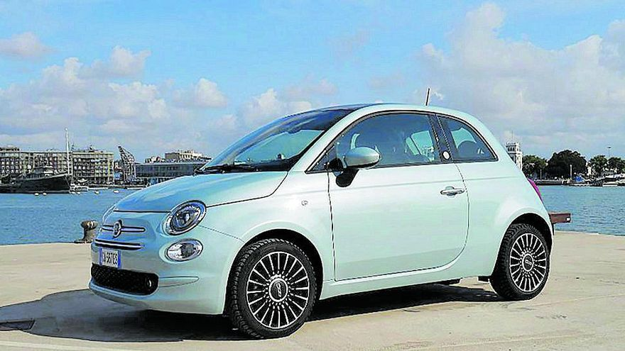 El nuevo Fiat 500 Hybrid, disponible en Huertas Center y Motor Cartagena
