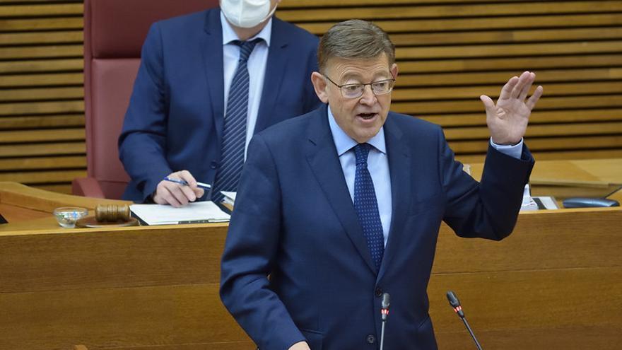 Puig admite dificultades para cuadrar el presupuesto pero garantiza el mayor gasto social de la historia