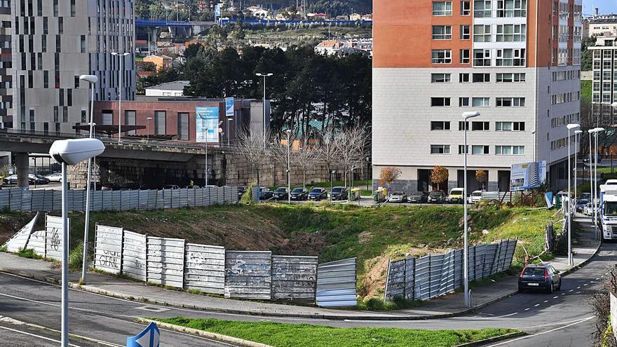 La Xunta da luz verde al proyecto para acabar la urbanización de nueve parcelas en Someso