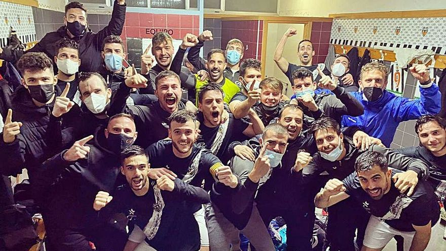 El Castellonense ya aventaja en seis puntos a l'Alcúdia