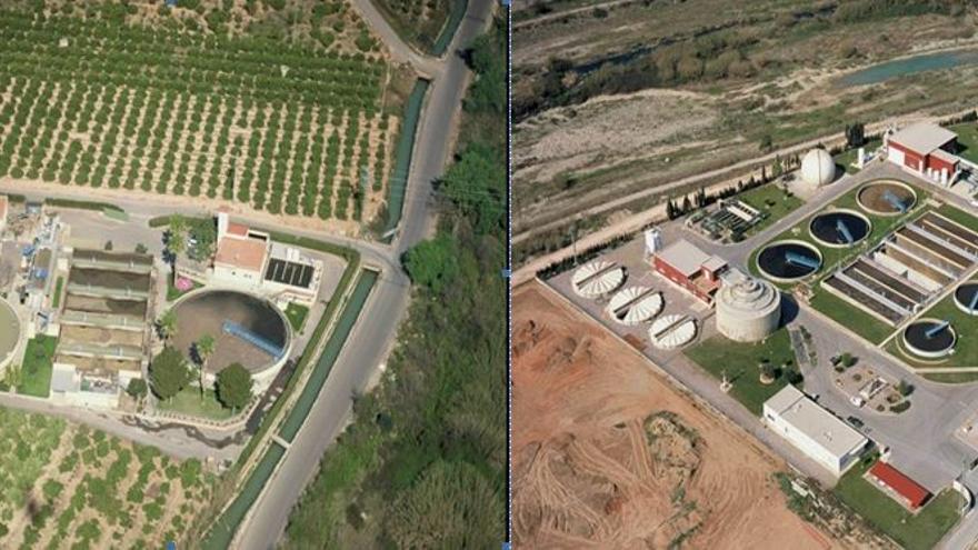 La obra para suprimir la EDAR Vora Riu de Vila-real arrancará antes del verano