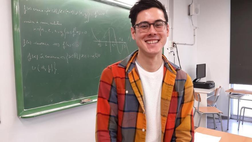 L'experiència d'un novaiorquès fent de professor a Figueres