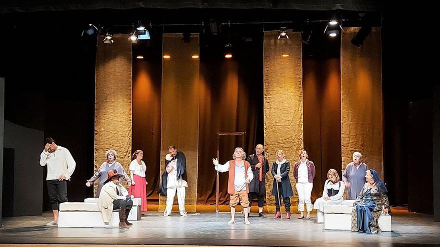 UGTeatro de Murcia, ganadores del I Concurso Nacional de Teatro Aficionado Raúl Ferrández