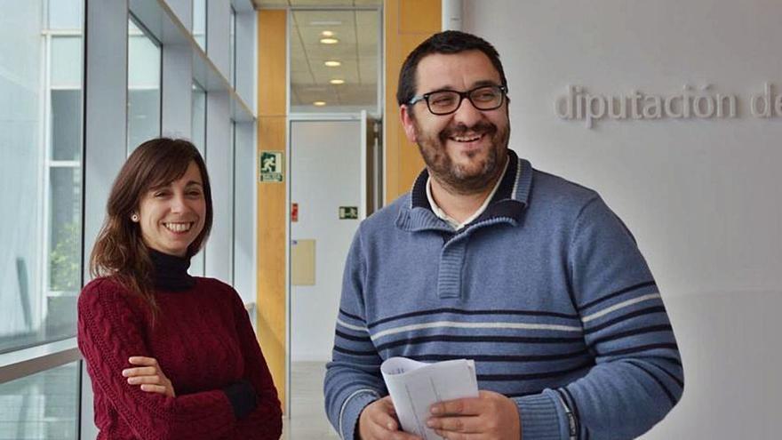 Guzmán Ahumada opta a seguir como coordinador provincial de IU