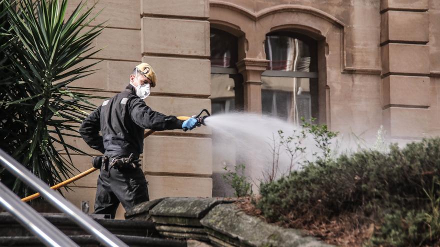 Los casos activos en las residencias de la Comunidad se sitúan en 287 tras aumentar un  47% en diez días
