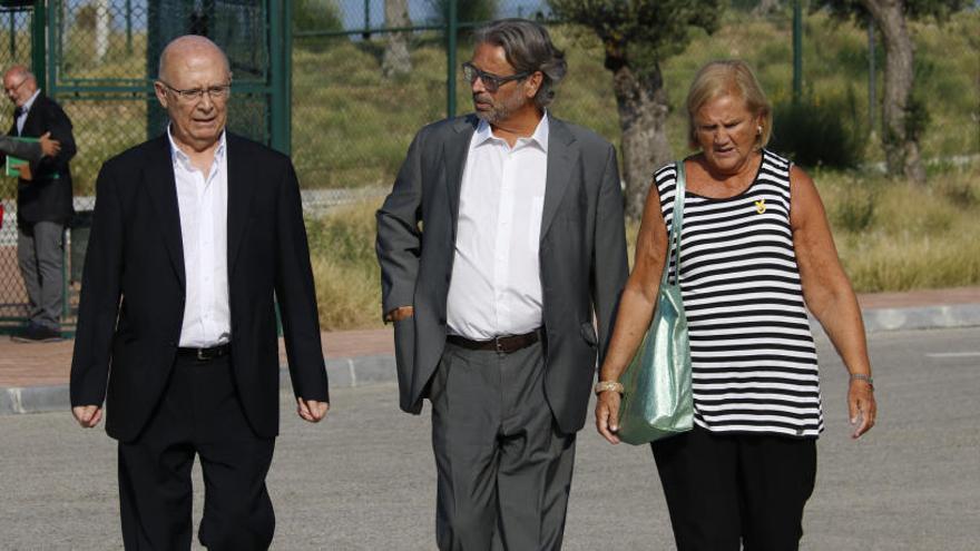 Els expresidents del Parlament i Torrent veuen «injustificable» que Forcadell segueixi a la presó