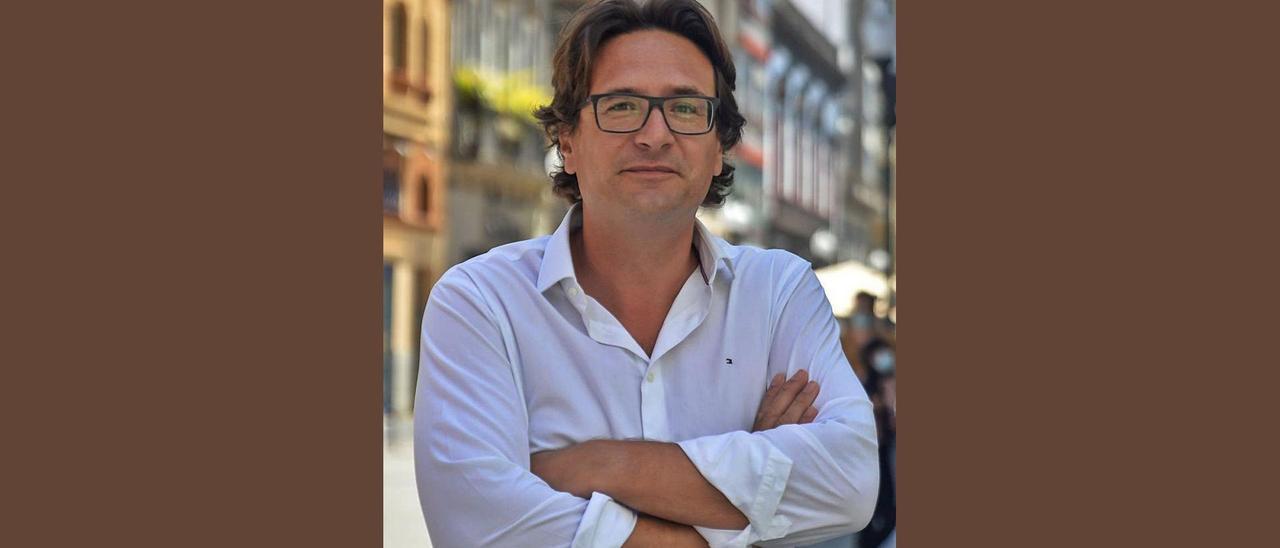 El magistrado Juan Avello Formoso.