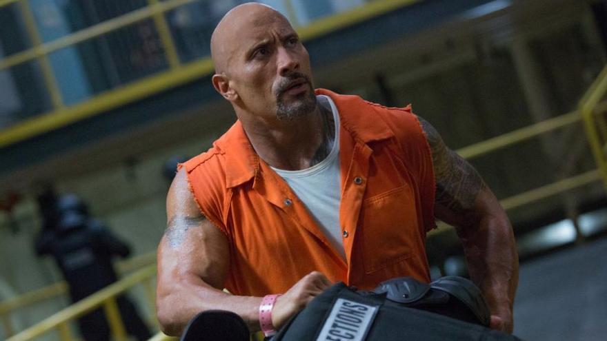 Dwayne Johnson tendrá su propio 'spin-off' de 'Fast & Furious'