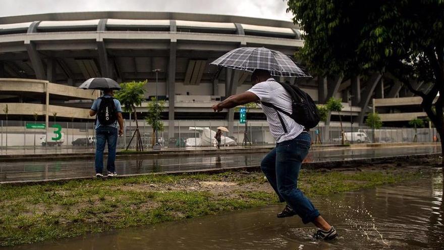 Al menos doce muertos en el sur de Brasil por las fuertes lluvias