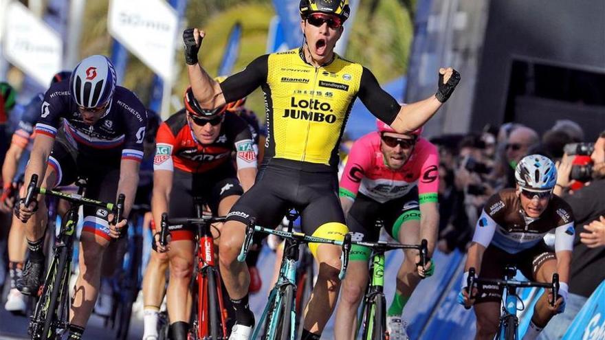 Van Poppel se adjudica la primera etapa de la Volta a la Comunitat Valenciana
